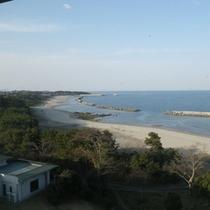 ホテルからの景色②