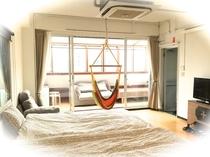 ファミリー/グループ 4ベッド個室
