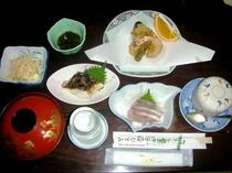 【夕食例】幼児食