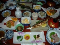 【夕食例2】