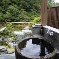 【離れ和室】露天岩風呂にゆったり浸かって大自然を独り占め!