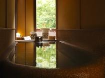 特別室 山の灯 露天風呂
