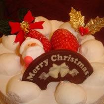 クリスマスケーキ★