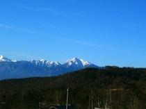 冬野辺山から