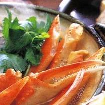 蟹すき(イメージ)