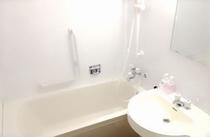 <リニューアル済み>バスルーム☆彡シングル・セミダブル・ダブル・ツインは全てこのタイプです〆