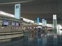 羽田国際線ターミナル