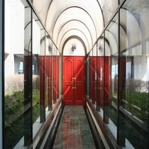 天美楼入り口(11階)