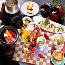 秋冬の長崎会席料理