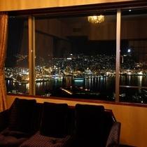 特別室からの眺め