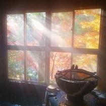 ◆大風呂 瑠璃の湯◆男性風呂