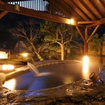 【日本一の巨石風呂5】