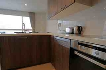 アパートメント キッチン