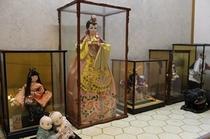 韓国のお人形