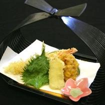 *点ぷら(料理一例)
