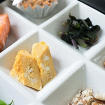 *【朝食(ズーム)】栄養バランスの整った和朝食。
