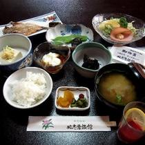 朝食(一例)栄養満点◎朝からしっかり食べて、草津観光へいってらっしゃい♪