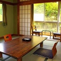 10畳の和室(一例)