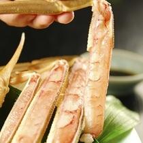 【お造り】蟹刺し