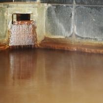 泉質:含炭酸-ナトリウム、カルシウム-炭酸水素塩、塩化物泉