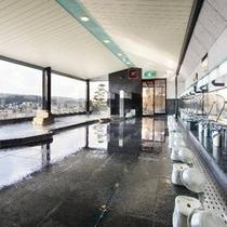 城観の湯・展望浴場