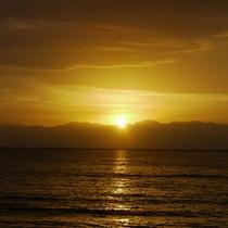 天気がよければ日の出の素晴らしい景色もお楽しみいただけます。