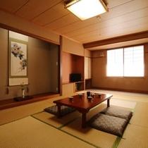 ☆和室10畳のお部屋になります