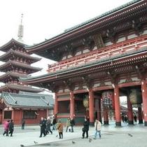 浅草寺 宝蔵門3