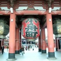 浅草寺 宝蔵門1