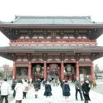 浅草寺 宝蔵門2
