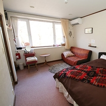 ■洋室「悠々」UB付き ベッドはツインorキングから選択可能