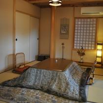 ツイン和室
