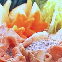 *ちょっぴり珍しいイノシシのお肉!煮込めば煮込むほどやわらかく、旨みも出ます♪