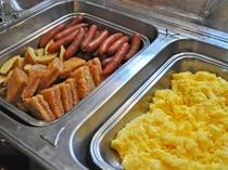 【朝食】定番の洋食もご用意しております♪