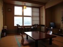 海の見える和室【3F】