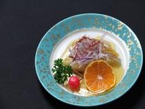 旬のお魚料理