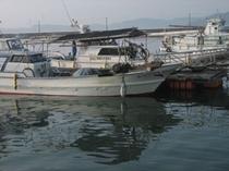漁船で釣り体験♪04