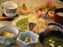【レストラン】天ぷら定食