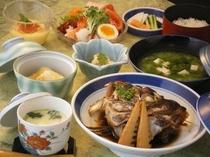 【レストラン】荒煮定食
