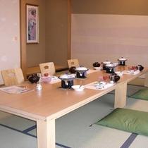 個室会食場イメージ