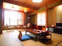 和室10畳客室(バスなしトイレ付き)