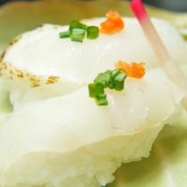 つやつやのふぐ寿司