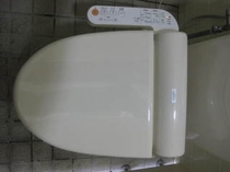 温水洗浄便座 男子用トイレ