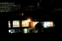 外観(夜)