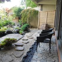 初夏の庭園