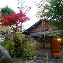 緑あふれる日本庭園をご堪能ください。