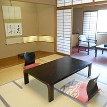 ■和室201号室■暖かな和の空間でゆっくりお過ごしください。