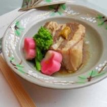 【アラカルト】豚の角煮