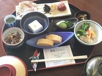 夏の朝食(若狭)