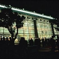 イーグレひめじ(夜景)